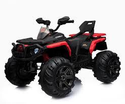 <b>Детский квадроцикл</b> Maverick ATV Red 12V 2WD - BBH-3588 ...