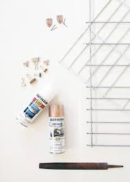 diy copper office wall organizer a great way to create an inspiration board