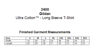 070 Gildan T Shirt Long Sleeve Ckb Custom Embroidery