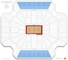 Texas Basketball Seating Chart United Supermarkets Arena Texas Tech Seating Guide