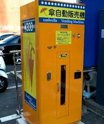 Umbrella Vending Machine Japan Fascinating Umbrellas Japan World's Strangest Vending Machines Travel