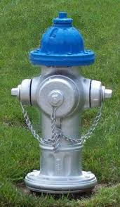 Color Coding Of Fire Hydrants