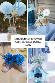 Baby Shower Centerpieces 18 Boys Baby Shower Centerpieces Youll Like Shelterness