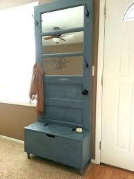 Old Door Coat Rack And Bench Best Old Door Bench Best Door Coat Racks Images On Home Ideas Old Doors