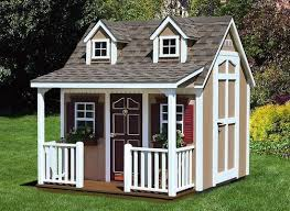 kids clubhouse. Plain Kids Cottage Playhouse In Kids Clubhouse