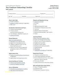 Sample New Hire Checklist Template Adorable New Hire Employee Checklist Template Employee New Hire Checklist