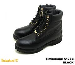 timberland timberland 6 inch boots black ho win a176b black hoween football leather 6inc premium boot