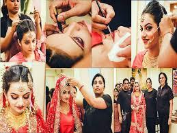 lakmé salon transforms its bridal winner into a persian bride new love makeup