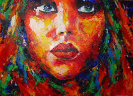 'Original Gemälde Acryl Bild Erotik Abstrakt PAINTING Keilrahmen ELENA SCHWEIZER - gross_original-gemaelde-acryl-bild-erotik-abstrakt-painting-keilrahmen-elena-schweizer