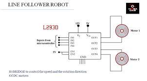 diy line follower robot easyeda enter image description here