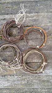 Dream Catcher Making Supplies willow hoop dreamcatcher circle natural twig dream catcher art 27