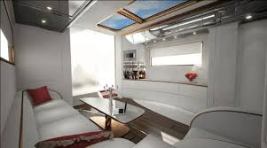 Airstream Interior Design Minimalist Custom Inspiration