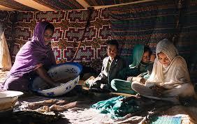 """Résultat de recherche d'images pour """"vie traditionnelle sous la tente mauritanie"""""""