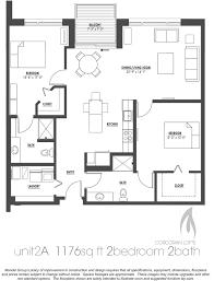 Gaslight And Corcoran Lofts Apartments By Mandel Group  Milwaukee Pdf Floor Plan