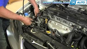 how to install replace power steering belt 2001 06 hyundai elantra how to install replace power steering belt 2001 06 hyundai elantra