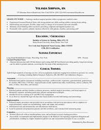 Examples Of Lpn Resumes Registered Nurse Resume Template Download Templates Free The