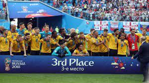 Historique : Les Diables rouges battent l'Angleterre et terminent  troisièmes du Mondial
