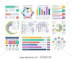 Infographic Template Vector Photo Free Trial Bigstock
