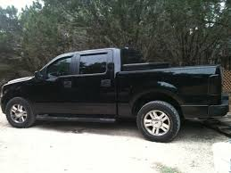 anyone have some tips for painting chrome pers black ford