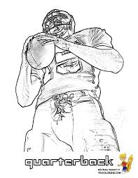 Small Picture 39 best Fearless Free Football Coloring Pages images on Pinterest
