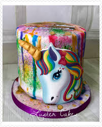 rainbow unicorn cake er cakes best cake maker decorator and cake accessories in greenwich woolwich and south east london