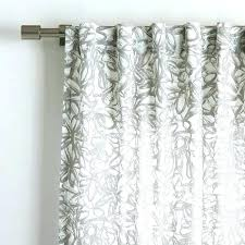 cotton canvas curtains polyester high embroidered curtain stamped dots