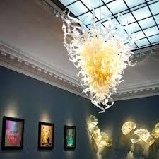 hand blown glass chandelier white hand blown glass chandelier museum hand blown glass pendant lights nz