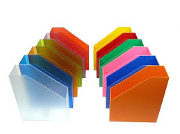 Plastic Magazine Holders For Classroom Inspiration Plastic Magazine Holder Magazine Holders Plastic Magazine Holders