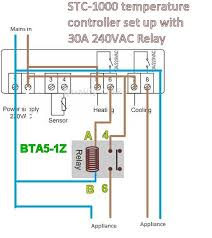 stc temperature controller wiring diagram stc home brew forum u2022 on stc 1000 temperature controller wiring diagram