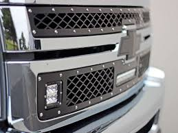 Rigid Industries Chevy 2500/3500 LED Grille