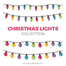 Busted christmas string lights can darken your holidays. Christmas Lights Images Free Vectors Stock Photos Psd