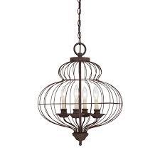 quoizel laila 4 light chandelier antique bronze