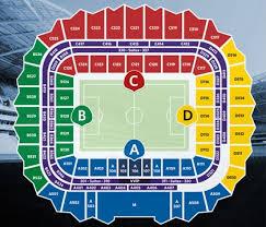 Kaliningrad Stadium Seating Chart Samara Arena Tickets Information Seating Chart And Guide