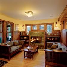 Craftsman Style Home Interiors Property