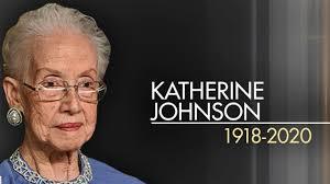 Katherine Johnson, groundbreaking NASA mathematician depicted in 'Hidden  Figures,' dies at 101 | Fox News