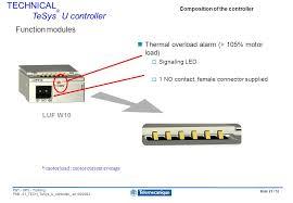 slide 1 35 p&t gps training phb schneider lub12 datasheet at Tesys U Wiring Diagram