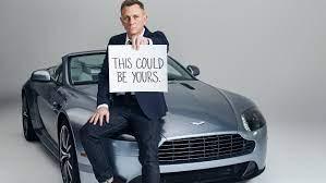 Meet Daniel Craig And Take Home An Aston Martin