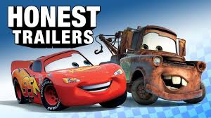 Honest Trailers - Cars & Cars 2 - YouTube