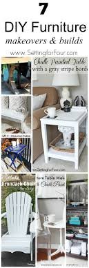 diy furniture makeovers. 7 Beautiful DIY Furniture Makeovers And Builds. Save Money Build Your Own Diy