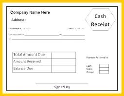 Rent Payment Receipt Free Payment Receipt Template Format Cash Word Doc In Excel
