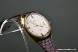 mens omega seamaster cosmic gold watch excellent condition mens omega seamaster cosmic gold watch excellent condition