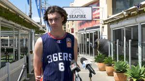Adelaide 36ers - Josh Giddey Press ...