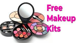 new free makeup sle kits beauty corner