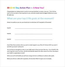 30 60 90 Day Action Plan Template 30 60 90 Day Action Plan 7 Documents 68317585006 30 Day Business