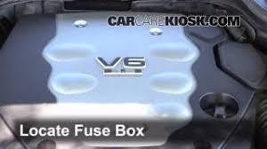 interior fuse box location infiniti m infiniti replace a fuse 2006 2010 infiniti m35