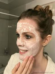 baking soda mask for acne i apply this face mask once a week to prevent