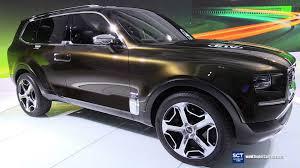 2018 kia telluride price. perfect telluride 2017 kia telluride concept  exterior walkaround 2016 detroit auto show to 2018 kia telluride price