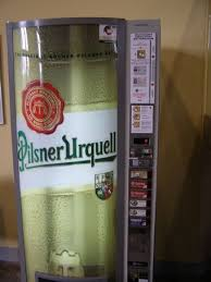 Beer Vending Machine Germany