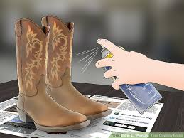 image titled maintain your cowboy boots step 1