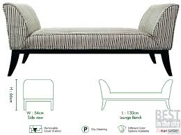 sofa bench seat with storage leather cushion chesterfield